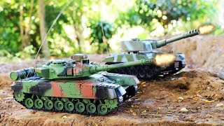 Toys Tank Review | Military Vehicle Toys  | Toy Unboxing and Play