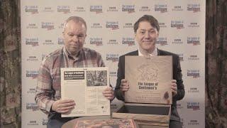 Steve Pemberton & Reece Shearsmith unbox The League Of Gentlemen's Vinyl Cuts Box Set