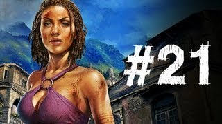 Dead Island Riptide Gameplay Walkthrough Part 21 - Front Row - Chapter 8