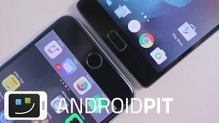 OnePlus 2 vs iPhone 6 Plus - Fingerabdruck-Scanner im Vergleich