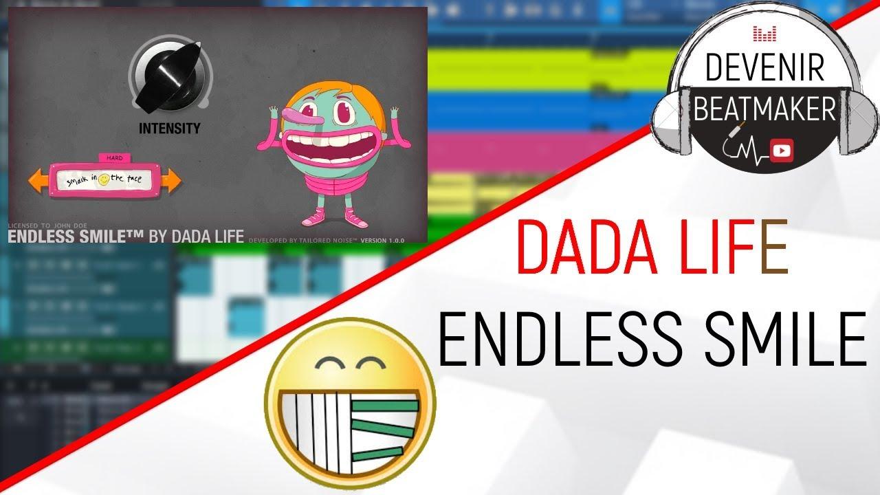 REVIEW ENDLESS SMILE (Dada Life)