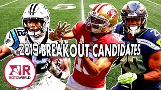 Fantasy Football 2019: Breakout candidates to watch for | NFL | NBC Sports