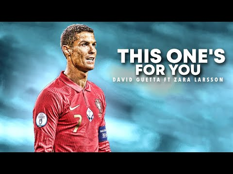Cristiano Ronaldo 2020 ❯ This One's For You | Skills & Goals 2020 | HD