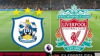 Premier League 2018/19 - Huddersfield Vs Liverpool - 20/10/18 - FIFA 19