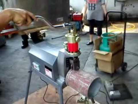 QingYang Pipe Grooving Machine