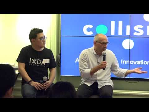 IxD Session: A conversation with Dr Jacob Greenshpan, Google