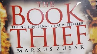 The book thief by Markus Zusak I Book recommendations