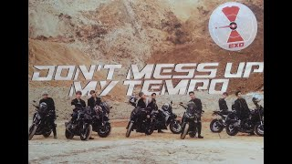 Gambar cover What's inside Exo- DONT MESS UP MY TEMPO album!