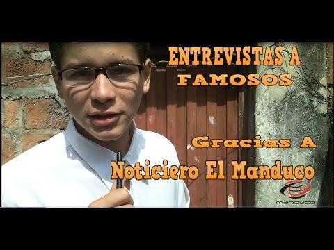 Entrevistas A Famosos Ft Seb Diaz