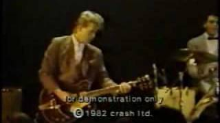 The Rockats Live 1982 - Rite Time