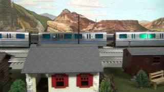 USTTC Rapid Transit Sets - Metro and BART