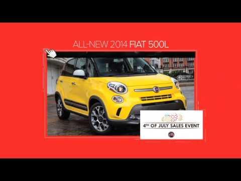 Fiat Of Palm Springs >> Fiat Of Palm Springs 4th Of July Sale Youtube