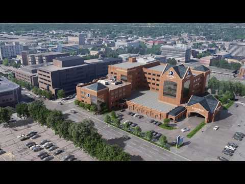 Vision For New Sanford Health Heart Hospital In Bismarck Is Unveiled