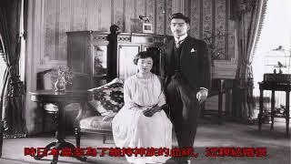 日本昭和天皇家庭生活照,第二幅香淳皇后,第六幅裕仁的同胞兄弟昭和天...