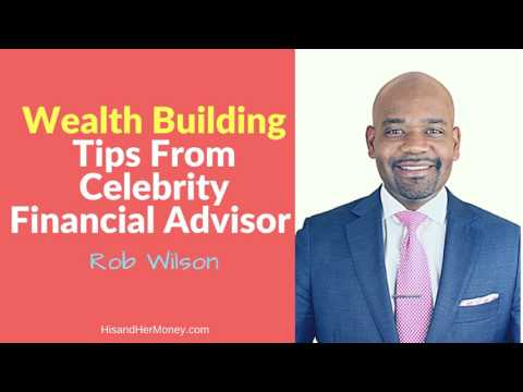 Wealth Building Tips from a Celebrity Financial Advisor {AUD