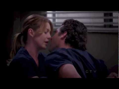 Meredith and Derek - Grey' Anatomy - 9x12 - YouTube