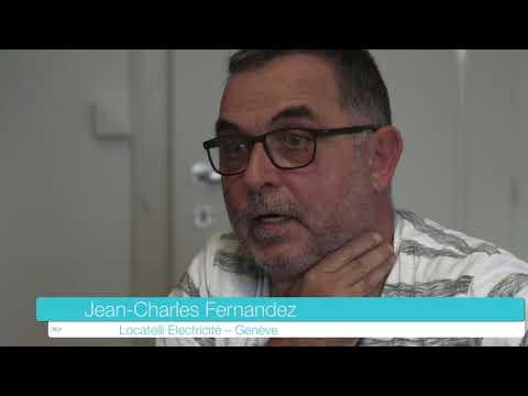 Digital Romandie - Vidéo Témoignage de Locatelli Electricité à Genève