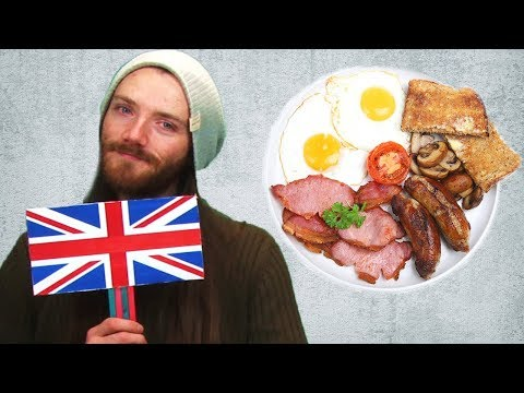 Full Irish Breakfast vs Full English Breakfast