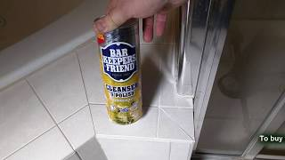 Review & How to use Bar Keeper's Friend Multi Purpose Household Cleaner