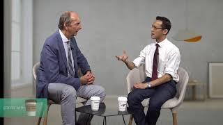 Coffee with Switzer interviews Eddie Woo