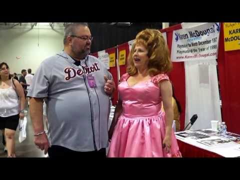 CT Miss Yvonne Lynne Stewart with Mike Ancrile