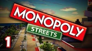 Monopoly Streets: w/ Gassy, Utorak, & Guitarmaster! 1/4 #1
