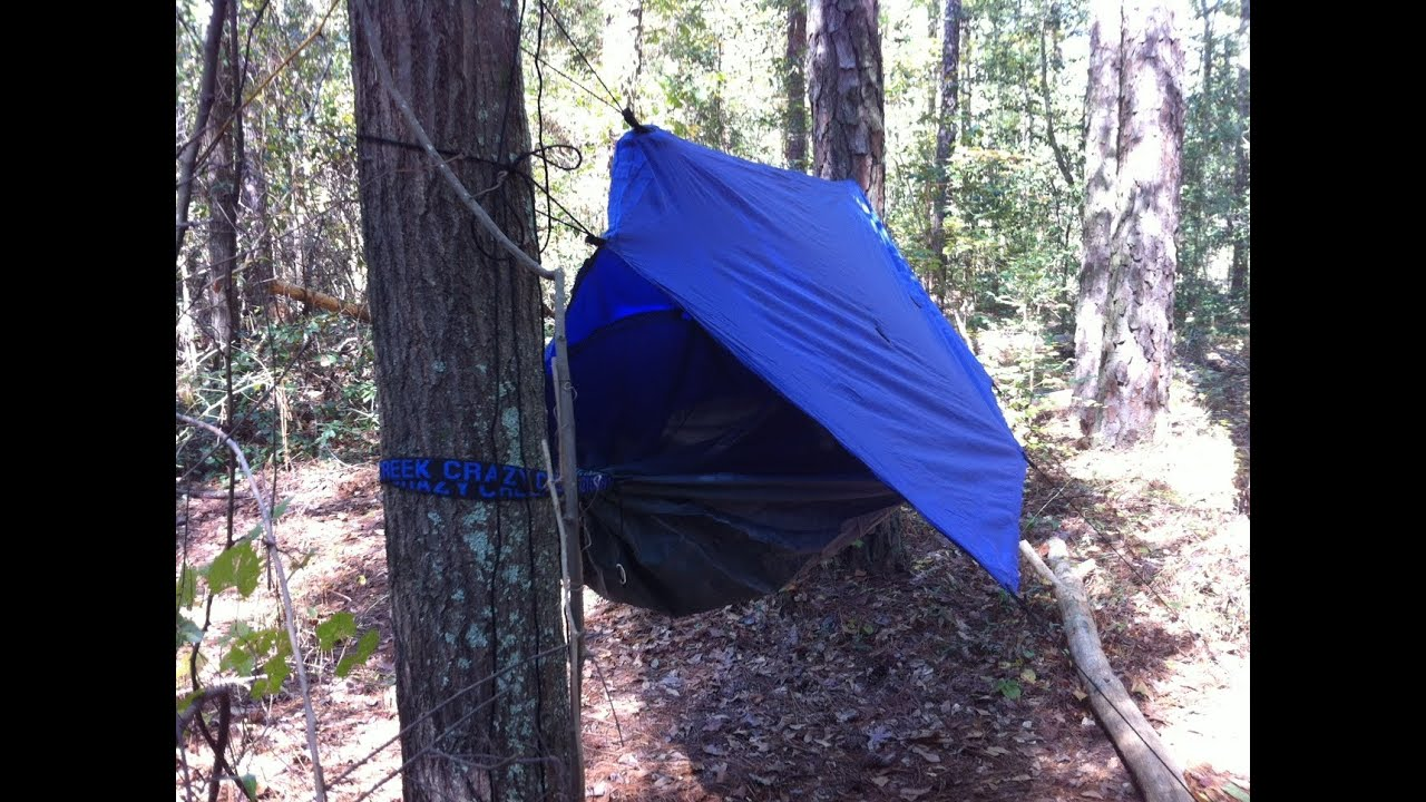 black scout reviews   crazy crib hammock w tarp   youtube  rh   youtube