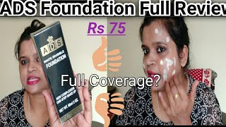 ADS Foundation Full Review How to Use ADS Foundation Divyalifestyle