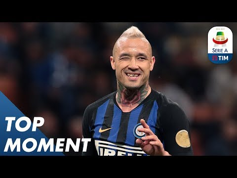 Nainggolan Sends Inter into the Champions League!   Inter 2-1 Empoli   Top Moment   Serie A