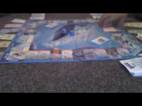 Playing Ocean Opoly With My Friend Youtube