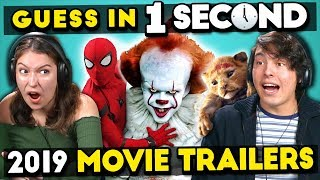 Download GUESS THAT 2019 MOVIE TRAILER IN 1 SECOND CHALLENGE Mp3 and Videos