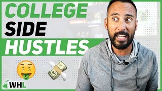 7 *EASY* Ways To Make Money in College (extra $1000+ per month)
