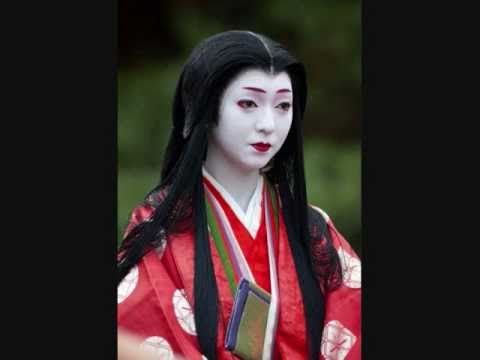 Japanese Traditional Dressed Women - YouTube |Japanese Blue Sweater Vest For Women