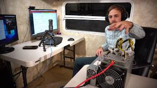 Baikal Giant N 240 + Dayun Zig Z1 Asic Set up! PT3