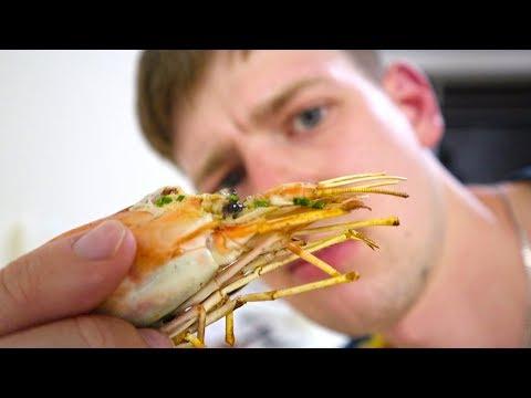 Здоровые и сухие креветки! Доставка Zuma Владивосток