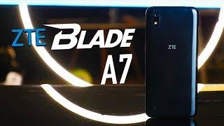 ZTE Blade A7 - Крутое обновление линейки!