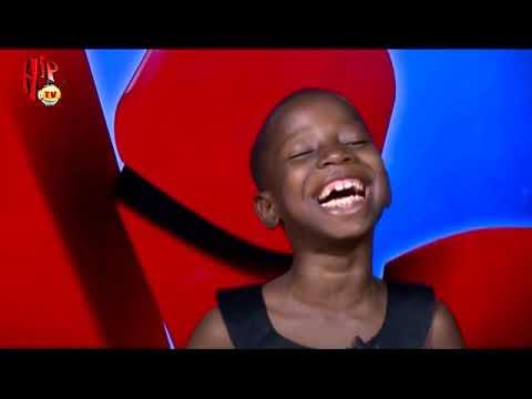 Video: Little Emanuella Shares Secret Behind Her Jokes With Hiptv