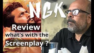 What's with NGK's Screenplay ? | NGK review | 1 min review | Suriya | Sai Pallavi | ScreenWrite
