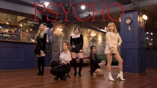 [U-Connection] | Red Velvet(레드벨벳) - Psycho(싸이코) 안무 Dance cov…