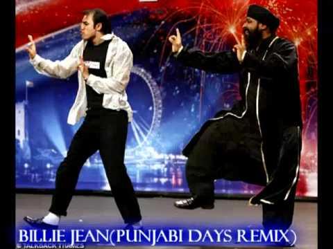 Michael Jackson - Billie Jean(Punjabi Days remix)