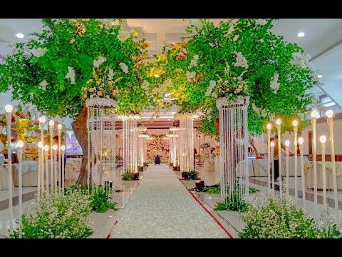 dekorasi resepsi & pernikahan murah gedung sasana kriya