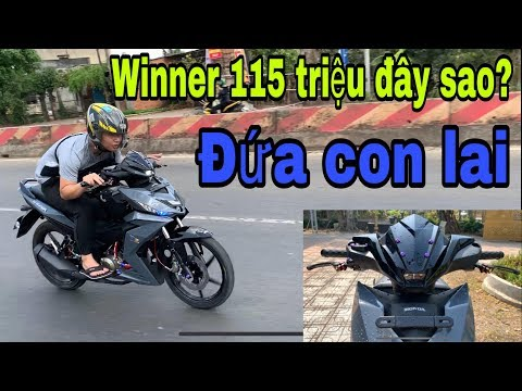 Winner Cũ Độ Lai Winner X Độc Đáo Của Sinh Viên Năm Cuối !
