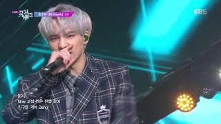 Download lagu 순수의 시대 (Numb) - CIX (씨아이엑스) [뮤직뱅크 Music Bank] 20191206