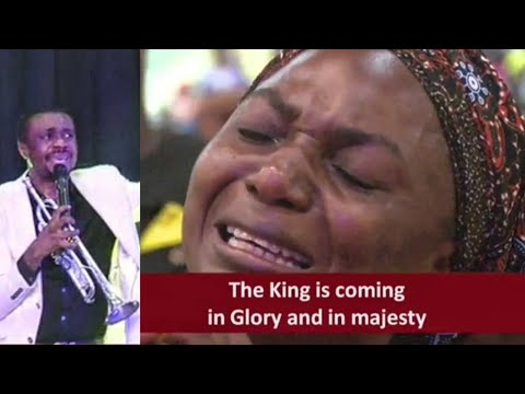 THE KING IS COMING  *NEW* From Nathaniel Bassey