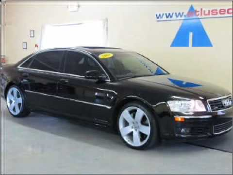 2004 audi a8 marietta ga youtube. Black Bedroom Furniture Sets. Home Design Ideas