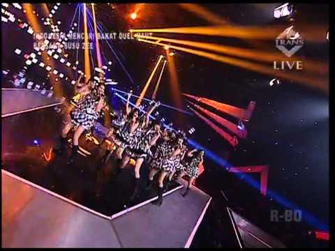 JKT48 - Kimi Ni Au Tabi Koi Wo Suru at IMB All Stars TransTV