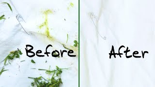 How to Get out Grass Stains