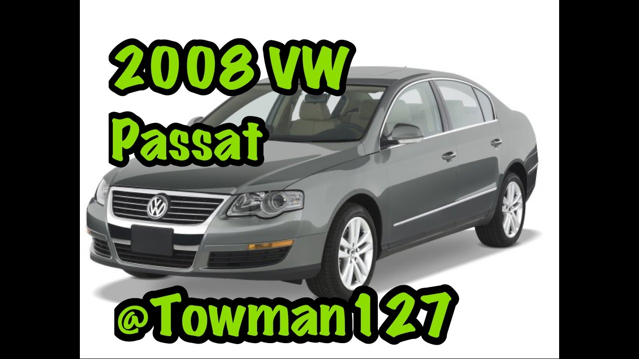 How To Unlock A 2008 Volkswagen Passat With A Dead Battery Or Key Fob Youtube