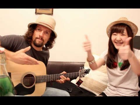 Lucky Live Cover with Jason Mraz ft. Megan Lee in Seoul, Korea