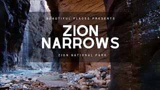 Zion National Park: Zion Narrows